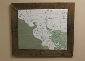 Platte County Map